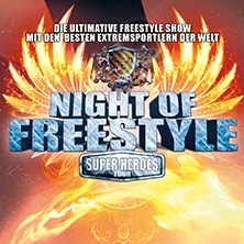 Night Of Freestyle Tickets Tui Arena Hannover Am 29122018 1900