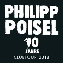 Philipp Poisel Tickets Haus Auensee Leipzig Am 07 10 2018 20 00 Bei