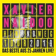 Xavier Naidoo Tickets Arena Nurnberger Versicherung Nurnberg Am