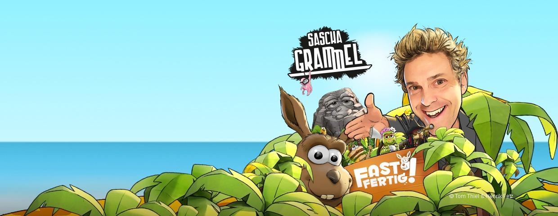 Sascha grammel huhn kennenlernen