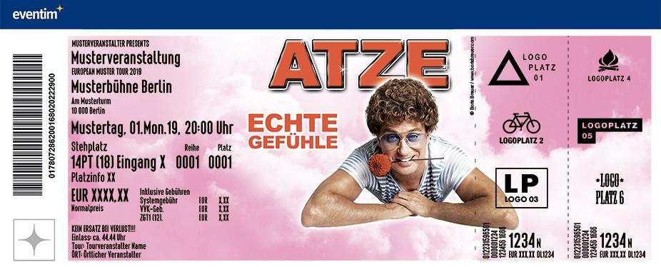 atze schröder tour 2019