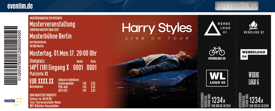 Harry Styles - Live 2018 - tickets