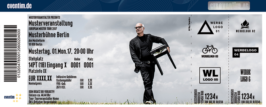 Ludovico Einaudi - Germany Tour 2018 - tickets