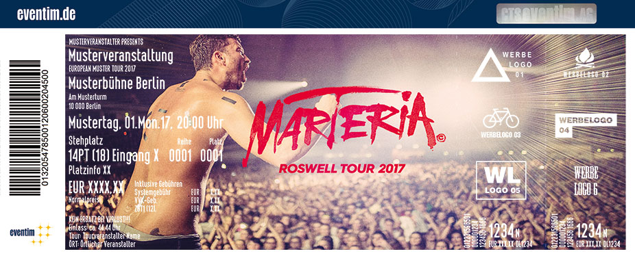 Marteria: Roswell Tour 2017 - tickets