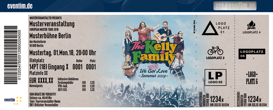 The Kelly Family Tickets Tour Dates amp Concerts 2021